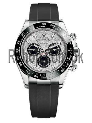 "The 2021 Rolex Daytona ""Meteorite Panda"" Dial Watch  (2021) Price in Pakistan"